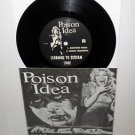 "POISON IDEA learning to scream 7"" Vinyl Record"