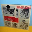 SWINGIN' UTTERS poorly formed LP Record Vinyl SEALED , punk , fat wreck chords