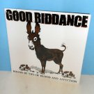 GOOD RIDDANCE bound by ties of blood LP Record Sealed Vinyl, punk, descendents