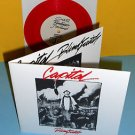 """CAPITAL blindfaith Ep with Dag Nasty song 7"""" RED VINYL Record"""