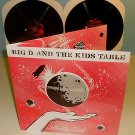 BIG D and The KIDS TABLE strictly dub DBL Lp Record Vinyl