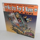 NO USE FOR A NAME live in a dive Lp SEALED Vinyl Record , fat wreck chords PUNK