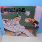 LAWRENCE ARMS apathy & exhaustion LP Record PUNK vinyl SEALED