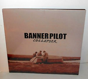 BANNER PILOT collapser LP Vinyl Record SEALED , fat wreck chords , Punk