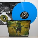 7 SECONDS leave a light on Lp Record limited BLUE Vinyl with Bonus cd and insert