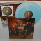 STEREOTYPERIDER Songs in the Key of F and U Lp BABY BLUE AND WHITE VINYL Record