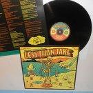LESS THAN JAKE greetings and salutations LP Record Vinyl with lyrics insert