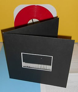CEREMONY still nothing moves you LP Record RED Vinyl