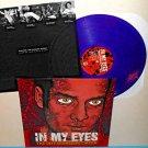 IN MY EYES the difference between LP Record PURPLE Vinyl , Pushead artwork