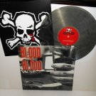 BLOOD FOR BLOOD spit my last breath LP Record SMOKE swirl Vinyl only 132 pressed