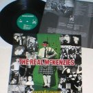 REAL McKENZIES loch'd and loaded LP Record with insert
