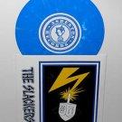 "the SLACKERS dreidel Plus dub mix 7"" Record BLUE VINYL with White splatter , Ska"