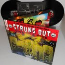 STRUNG OUT live in a dive DOUBLE Lp Record Vinyl with ozzy osbourne cover song