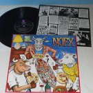 NOFX liberal animation Lp Record Vinyl with lyrics insert
