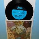 "The THERMALS / The CRIBS split 7"" Vinyl Record , kill rock stars records"
