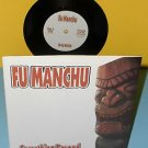 "FU MANCHU something beyond , so far behind 7"" Record , kyuss"