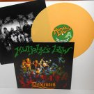 MURPHY'S LAW dedicated LP Record YELLOW Vinyl