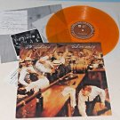 the TAKERS taker easy LP Record GOLD Vinyl