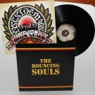 the BOUNCING SOULS self-titled s/t LP Record Black Vinyl with lyrics insert