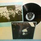 BLACK CAT MUSIC this is the new romance Record w/ lyrics insert , 1999