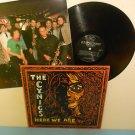 the CYNICS here we are Lp Record 180 GRAM Vinyl w/lyrics insert, get hip records