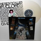 DRUGLORDS OF THE AVENUES sing Lp CLEAR VINYL Record , johnny from swingin utters