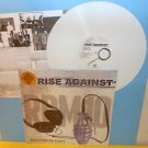 RISE AGAINST revolutions per minute Lp Record WHITE Vinyl with lyrics insert