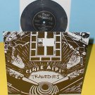 """CHEAP TRAGEDIES days of our .. 7"""" Record COLORED Marbled Vinyl w/ The GUNS Cover"""
