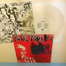 MORAL CRUX s/t  self-titled Lp Record CLEAR Vinyl , punk , jailhouse records
