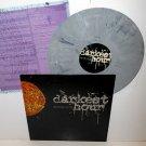 DARKEST HOUR the eternal return Lp Record GREY Marbled Vinyl with lyrics insert