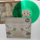 DARIUS KOSKI of Swingin' Utters GREEN VINYL sisu Lp Record with lyrics insert