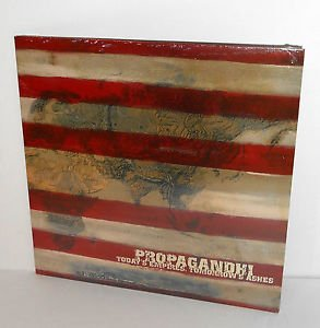 PROPAGANDHI today's empires tomorrow's ashes LP Record SEALED vinyl weakerthans