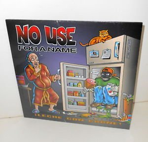 NO USE FOR A NAME leche con carne LP Record Vinyl SEALED , punk