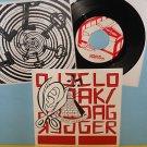 "CLOAK/DAGGER don't need a 7"" Record Vinyl grave mistake/jade tree records"