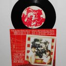 "WHITE STRIPES the big three killed my baby , red bowl 7"" Vinyl Record SFTRI #578"