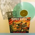 DROPKICK MURPHYS the gang's all here Lp Record CLEAR / LIGHT GREEN Vinyl