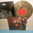 WARZONE the sound of revolution LP Record SMOKE SWIRL Vinyl with lyrics insert