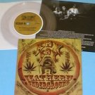 """KAY KAY and his Weathered Underground diggin 7"""" CLEAR Vinyl gatsbys american dr."""