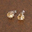 WOMEN'S Pretty new lovely fashion jewelry crystal STUD earrings hot GIFT-iii