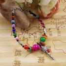 Women's Fashion Jewelry Gift Tibet jade turquoise bead bracelet F-12