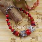 Women's Fashion Jewelry Gift Tibet jade turquoise bead bracelet F-17
