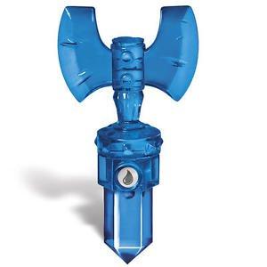 Skylanders Water Axe (Aqua Axe) Trap for Wii-Wii U,PS3 & 4,Xbox360 & One