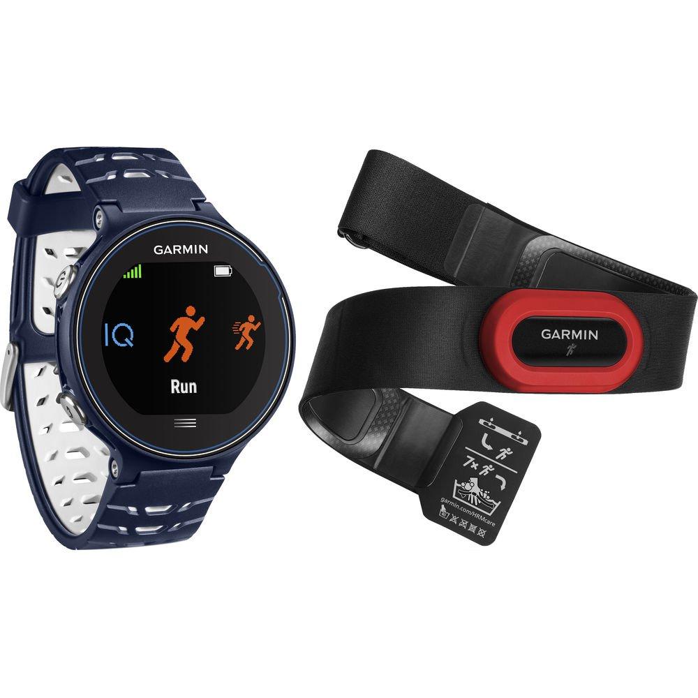 Garmin Forerunner 630 GPS Watch with HRM-Run - Midnight Blue