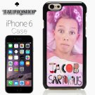 jacob sartorius fashion girl iphone 6 case, iPhone 6 cover, iPhone 6 accsesories