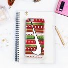 Nike striped Cristmas For iphone 5 case, iPhone 5 cover, iPhone 5 accsesories