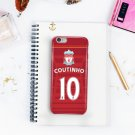 Countinho 10 Liverpool for iphone 6 case, iPhone 6 cover, iPhone 6 accsesories