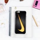 nike swoosh Gold Logo for iphone 6 case, iPhone 6 cover, iPhone 6 accsesories