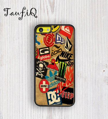 Skateboard Logo DC Nike Adidas Adio for iphone 6 case, iPhone 6 cover, iPhone 6 accsesories