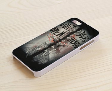 The Walking Dead  Inside Zombie for iphone 6 case, iPhone 6 cover, iPhone 6 accsesories