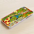 TMNT ninja turtle say yes to pizza for iphone 6 case, iPhone 6 cover, iPhone 6 accsesories